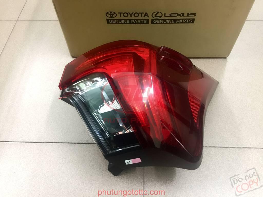 Đèn hậu ngoài Lexus LX570 2016