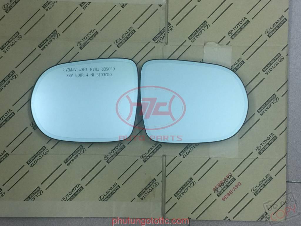 Mặt kính chiếu hậu Lexus RX350