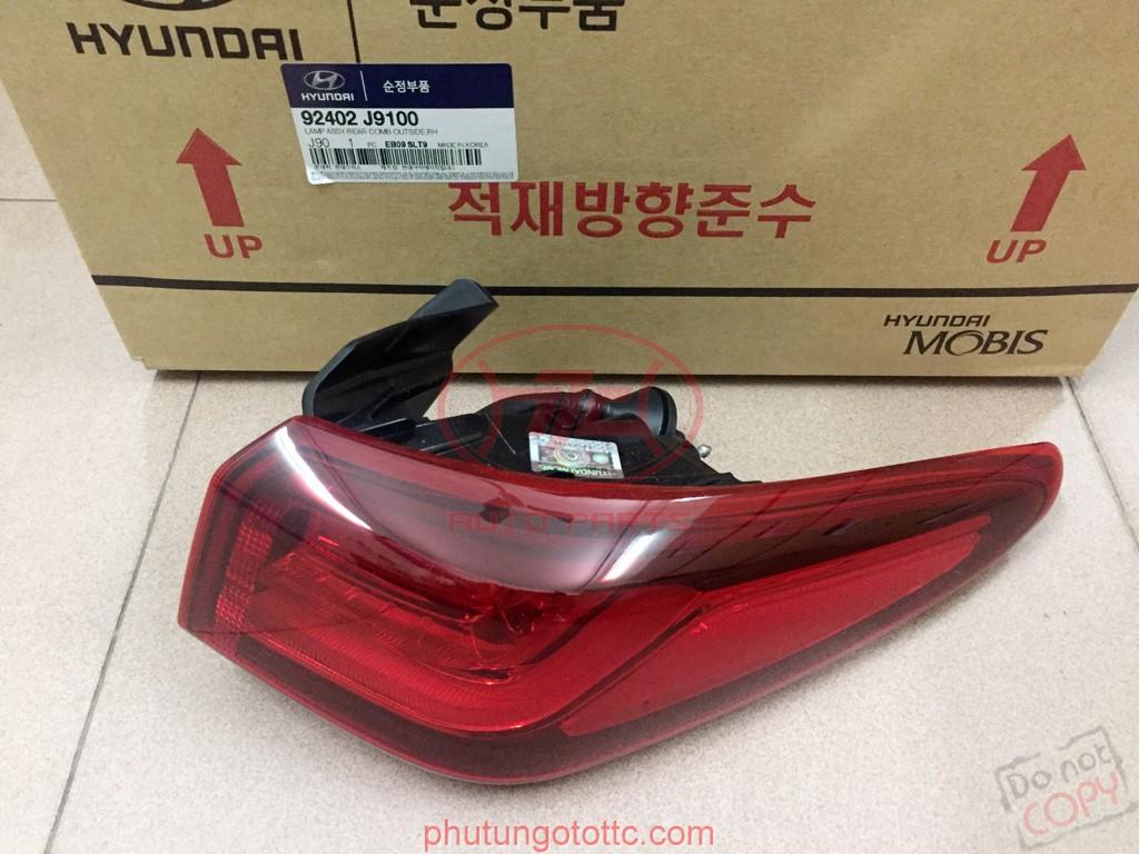 Đèn hậu ngoài Hyundai Kona